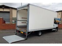 Man with a van house removals