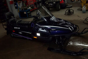 1995 Arctic Cat Prowler 550 Snowmobile