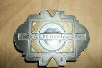 belt buckle harley davidson
