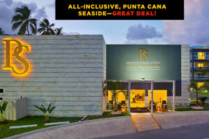 ALL INCLUSIVE-PRESIDENTIAL SUITES PUNTA CANADominican Republic