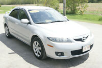2008 Mazda Mazda6 LOADED Sedan like new
