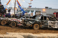 Demolition Derby at the Paris Fair