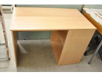 SALE NOW ON!! Office Desk With Shelves - Can Deliver For £19