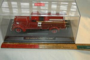 Vintage Toy Die cast Fire Truck
