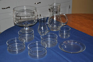 CRYSTAL WARE BY PRINCESS HOUSE