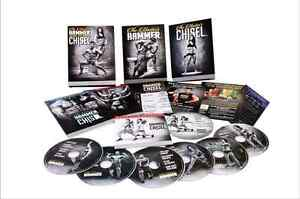 The master's hammer and chisel deluxe workout new