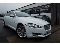 2012 JAGUAR XF 2.2 DIESEL PREMIUM LUXURY AUTOMATIC 4 DOOR SALOON SALOON DIESEL