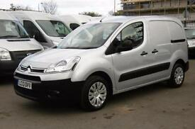 2013 CITROEN BERLINGO 625 ENTERPRISE L1 HDI DIESEL VAN IN SILVER WITH AIR CONDIT