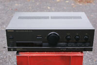 Technics SU-G90 amplifier &matching FM tuner