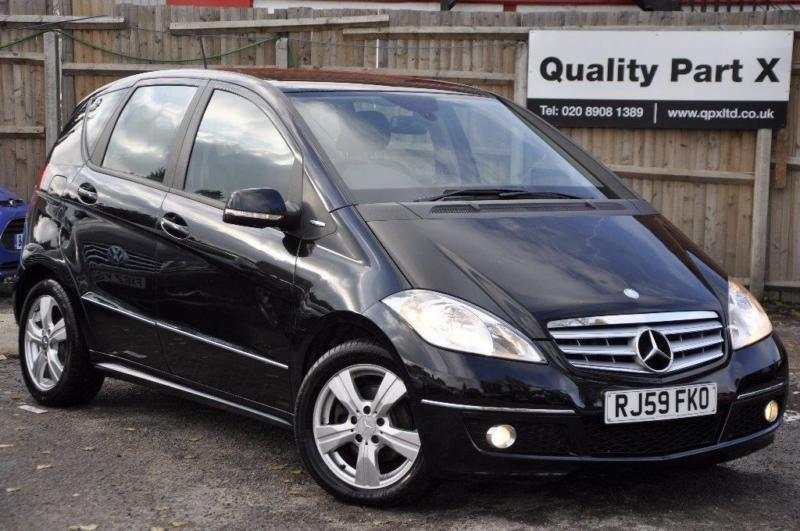 2010 mercedes benz a class 2 0 a180 cdi avantgarde se cvt 5dr in harrow london gumtree. Black Bedroom Furniture Sets. Home Design Ideas