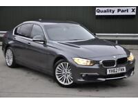 2012 BMW 3 Series 2.0 320d Luxury (s/s) 4dr