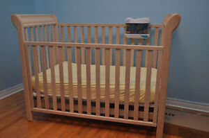 Baby Crib and Furniture Set
