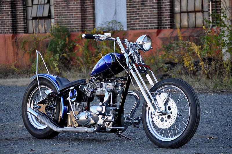 Triumph Motorcycles Limited Die legendaersten Modelle der britischen Motorradschmiede