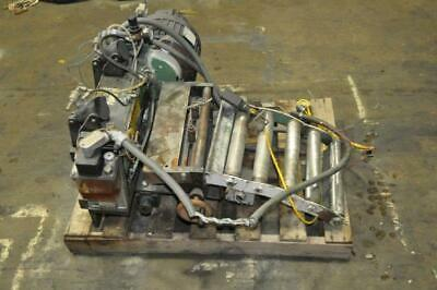 14 X .156 Cooper Weymouth Peterson Servo Feeder .020 -.156 Thickness