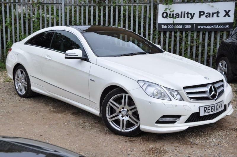 2011 mercedes benz e class 2 1 e220 cdi blueefficiency sport edition 125 in harrow london. Black Bedroom Furniture Sets. Home Design Ideas