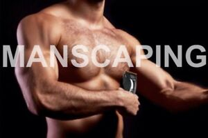MANSCAPING - Male Body Grooming / Trimming / Shaving