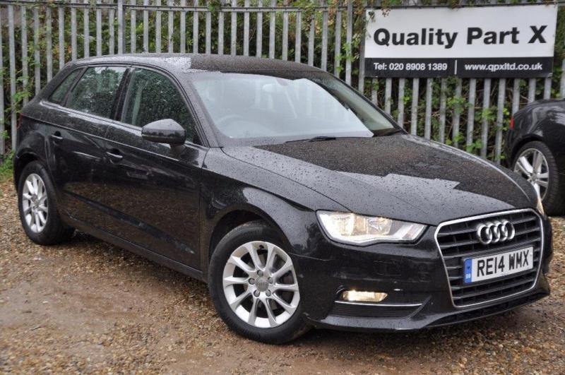 2014 audi a3 1 6 tdi se sportback 5dr in harrow london gumtree. Black Bedroom Furniture Sets. Home Design Ideas