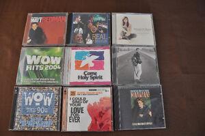 Christian CDs, Lot #3