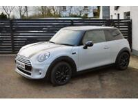 2014 MINI HATCH COOPER D 1.5 CHILI PACK FBMWSH H/SEATS PDC