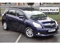 2012 Toyota Verso 2.0 D-4D TR 5dr (7 Seat)