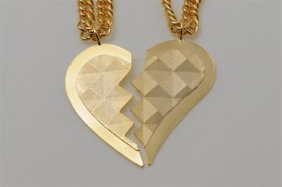 Jules Smith Love to Love You Necklace Silver/Gold