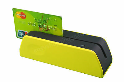 Usb-powered Msr X6 Smallest Magnetic Card Writermini400b Magnetic Reader