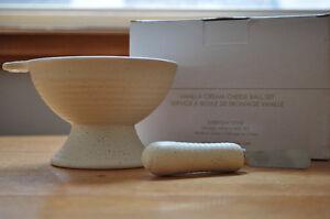 Ceramic Cheese Ball Set