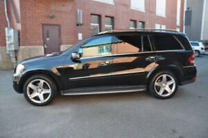 Mercedes GL550 AMG - Dual Rear DVD, Winter/Summer Tires, Low Km