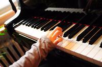 Piano Lessons Hydrostone Area