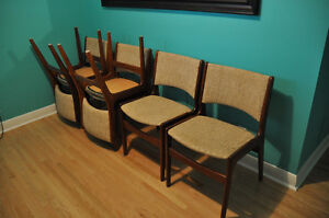 Mid-Century Teak Dining room set
