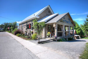 REDUCED - TURNKEY BUSINESS FOR SALE IN BANCROFT ONTARIO
