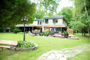 Lake Simcoe, Cottage Rental