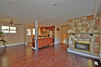 Stunning Detached Side Split 4 Level - Perfect Location !!!