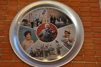 Cool Retro Don Messer & The Islanders Aluminum Serving Tray!