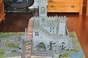 Chateau médiévale