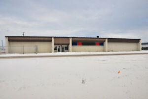 15,000 Sq Ft Building on 2 Acres in St Paul, AB