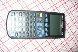Texas Instruments TI-89 Graphing calculator Prince George British Columbia image 1