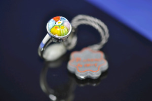 Murano Millifiori Ring by Alan K of Los Angeles