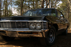 Looking for a 1967 chevy impala 4 door