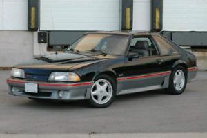 1987 Mustang GT TTop