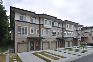 Coquitlam Center townhouse for rental