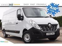 Renault Master AIR CON LM35 BUSINESS DCI S/R P/V