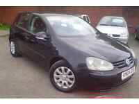 2004 Volkswagen Golf 1.6 FSI ( 115PS ) SE+low miles+6 speed
