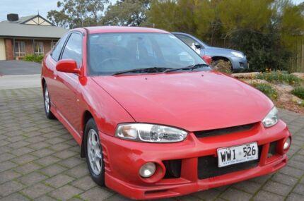 2003 Mitsubishi Lancer Coupe MR CE Craigmore Playford Area Preview