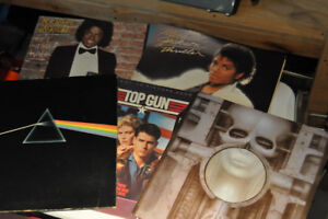 Disques vinyles (collection)