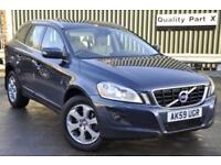 2010 Volvo XC60 2.4 D5 SE Lux (Premium Pack) Geartronic AWD 5dr