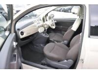 2013 Fiat 500 1.2 Lounge Dualogic (s/s) 3dr