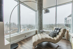 LuxorWest Luxury apartments - Penthouse Suite - 12ft ceilings