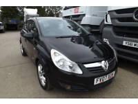 2007 07 Vauxhall Corsa 1.3 CDTi 16v Design 5dr DIESEL 90 BHP CHEAP TAX 60 MPG