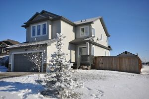 WELCOME TO YOUR NEW HOME! Backing onto Notre Dame Park